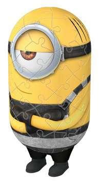 Despicable Me 3 Shaped Prisoner Minion 3D Puzzle 3D Puzzle®;Character 3D Puzzle® - image 3 - Ravensburger