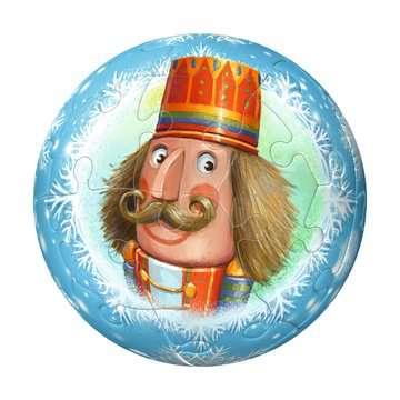 Christmas Ornament 3D Puzzle Balls in Gift Box 3D Puzzle®;Puslebolde - Billede 2 - Ravensburger