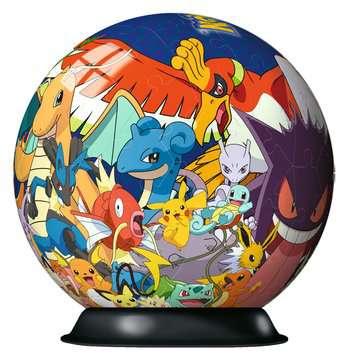 11785 3D Puzzle-Ball Pokémon von Ravensburger 3