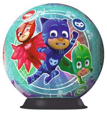 PJ Masks 3D puzzels;3D Puzzle Ball - image 2 - Ravensburger