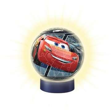 Puzzle 3D Lampara Nocturna Cars 3D Puzzle;3D Lámparas - imagen 2 - Ravensburger