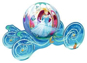 Cinderella Carriage 3D Puzzle®, 72pc 3D Puzzle®;Character 3D Puzzle® - image 2 - Ravensburger