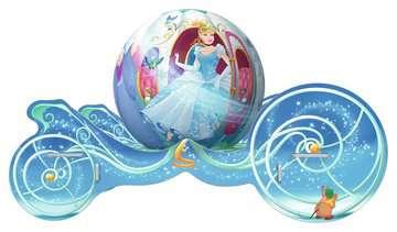 Cinderella Carriage 3D Puzzle®, 72pc 3D Puzzle®;Character 3D Puzzle® - image 3 - Ravensburger
