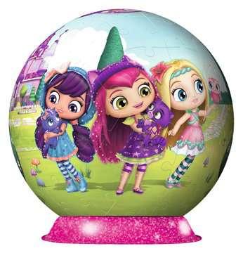 Little charmers 3D puzzels;3D Puzzle Ball - image 2 - Ravensburger