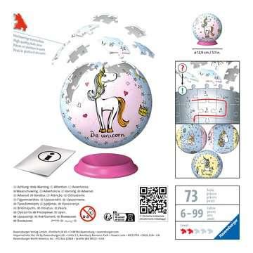 Einhorn 3D Puzzle;3D Puzzle-Ball - Bild 2 - Ravensburger
