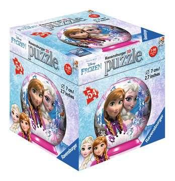 Disney Frozen 3D puzzels;3D Puzzle Ball - image 1 - Ravensburger