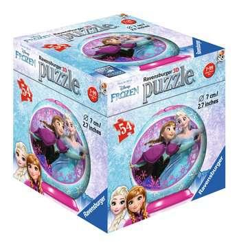Disney Frozen 3D puzzels;3D Puzzle Ball - image 2 - Ravensburger