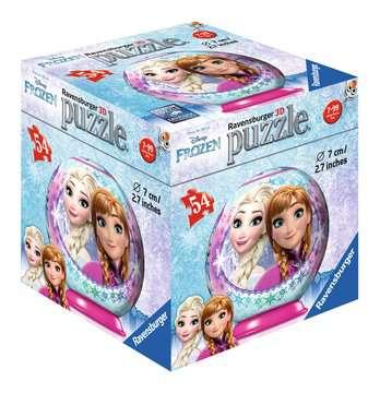 Disney Frozen 3D puzzels;3D Puzzle Ball - image 3 - Ravensburger