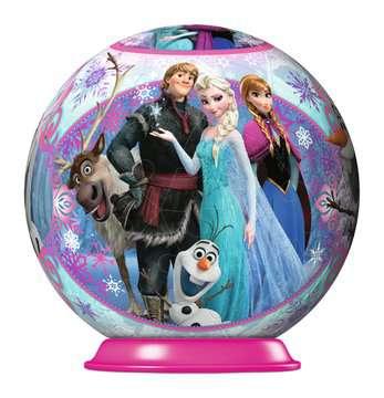 Disney Frozen 3D puzzels;3D Puzzle Ball - image 5 - Ravensburger