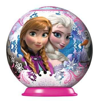 Disney Frozen 3D puzzels;3D Puzzle Ball - image 6 - Ravensburger