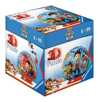 PSI PATROL-3D PUZZLE KULA  54EL Puzzle 3D;Puzzle Kuliste - Zdjęcie 3 - Ravensburger