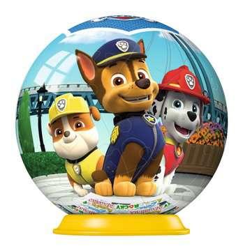 Puzzle-Ball Tlapková Patrola 54 dílků 3D Puzzle;Puzzleball - obrázek 6 - Ravensburger