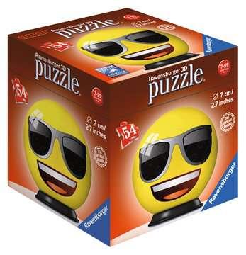 Emoji 3D puzzels;Puzzle 3D Ball - Image 4 - Ravensburger