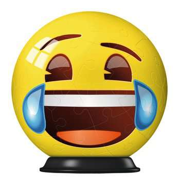 Emoji 3D puzzels;Puzzle 3D Ball - Image 5 - Ravensburger