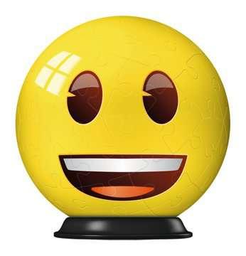 Emoji 3D puzzels;Puzzle 3D Ball - Image 7 - Ravensburger