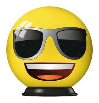 Emoji 3D puzzels;Puzzle 3D Ball - Image 8 - Ravensburger