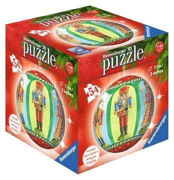 ŚWIĘTA 2017, PUZZLE KULISTE 3D,54EL Puzzle 3D;Puzzle Kuliste - Zdjęcie 3 - Ravensburger