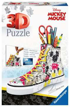 Sneaker Disney Mickey portalapices 3D Puzzle;3D Shaped - imagen 1 - Ravensburger