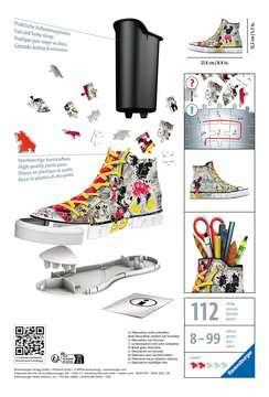 Puzzle 3D Sneaker - Disney Mickey Mouse 3D puzzels;Puzzle 3D Spéciaux - Image 2 - Ravensburger