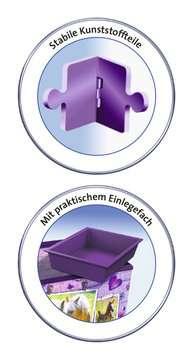 Aufbewahrungsbox - Pferde 3D Puzzle;3D Puzzle-Organizer - Bild 4 - Ravensburger