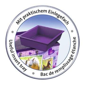 Aufbewahrungsbox - Pferde 3D Puzzle;3D Puzzle-Organizer - Bild 6 - Ravensburger