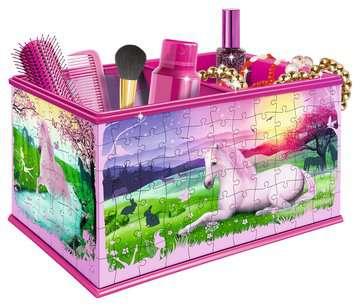 Úložná krabice Jednorožec 216 dílků 3D Puzzle;Zvláštní tvary - obrázek 3 - Ravensburger