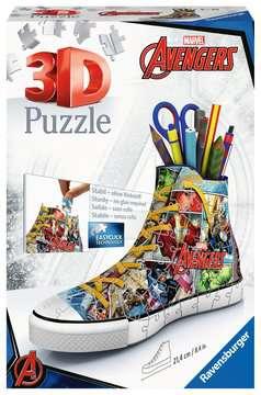 AVENGERS - TRAMPEK 3D 108EL Puzzle 3D;Puzzle Kuliste - Zdjęcie 1 - Ravensburger