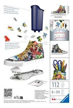 AVENGERS - TRAMPEK 3D 108EL Puzzle 3D;Puzzle Kuliste - Zdjęcie 2 - Ravensburger