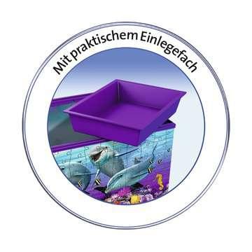 Coffret de rangement Monde sous-marin Puzzles 3D;Monuments puzzle 3D - Image 3 - Ravensburger
