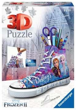 Puzzle 3D Sneaker - Disney La Reine des Neiges 2 Puzzle 3D;Puzzles 3D Objets à fonction - Image 1 - Ravensburger