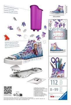 Puzzle 3D Sneaker - Disney La Reine des Neiges 2 Puzzle 3D;Puzzles 3D Objets à fonction - Image 2 - Ravensburger