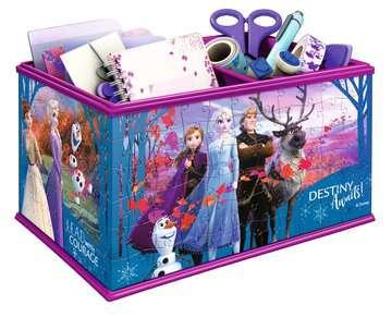 Úložná krabice Disney Ledové králotvství 2 216 dílků 3D Puzzle;Zvláštní tvary - obrázek 3 - Ravensburger