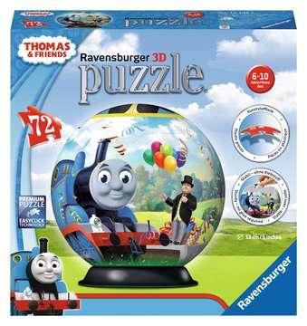 Thomas & Friends: Birthday Surprise 3D Puzzles;3D Puzzle Balls - image 1 - Ravensburger