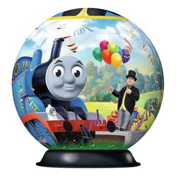 Thomas & Friends: Birthday Surprise 3D Puzzles;3D Puzzle Balls - image 2 - Ravensburger