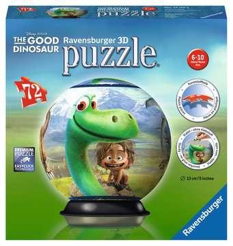 The Good Dinosaur 3D Puzzles;3D Puzzle Balls - image 1 - Ravensburger