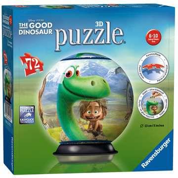 The Good Dinosaur 3D Puzzles;3D Puzzle Balls - image 3 - Ravensburger