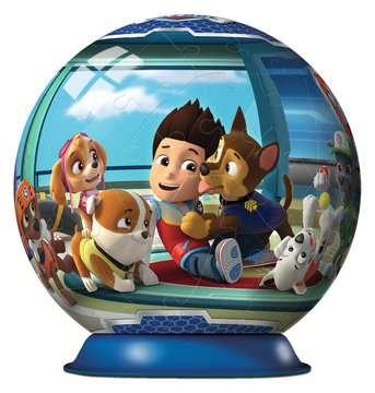 Tlapková Patrola puzzleball, 72 dílků 3D Puzzle;Puzzleball - image 2 - Ravensburger