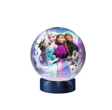 Frozen Lampada Notturna 3D Puzzle;3D Lampada Notturna - immagine 2 - Ravensburger