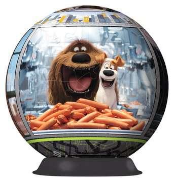 The Secret Life of Pets 3D Puzzles;3D Puzzle Balls - image 2 - Ravensburger