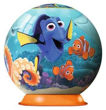 Finding Dory, 3D Puzzle®, 72pc 3D Puzzle®;Character 3D Puzzle® - image 2 - Ravensburger