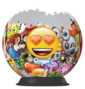 Puzzle 3D Ball Emoji 3D Puzzle;3D Puzzle-Ball - imagen 3 - Ravensburger