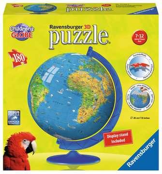 XXL Children s Globe 3D Puzzles;3D Puzzle Balls - image 1 - Ravensburger