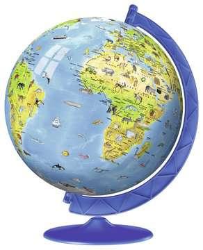 Children s globe (Eng) 3D puzzels;3D Puzzle Ball - image 3 - Ravensburger