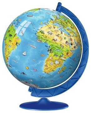 Puzzle 3D Globe 180 p Puzzles 3D;Monuments puzzle 3D - Image 3 - Ravensburger