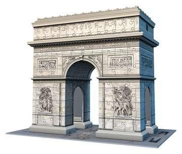 ŁUK TRIUMFALNY 3D 216 EL. Puzzle 3D;Budowle - Zdjęcie 3 - Ravensburger