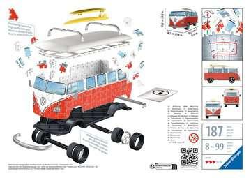 VW Combi T1 3D puzzels;Puzzle 3D Spéciaux - Image 2 - Ravensburger