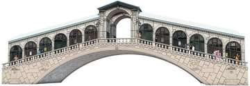 PONTE DI RIALTO MOST 216 EL 3D Puzzle 3D;Night Edition - Zdjęcie 3 - Ravensburger