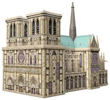 Notre Dame 3D puzzels;3D Puzzle Gebouwen - image 3 - Ravensburger