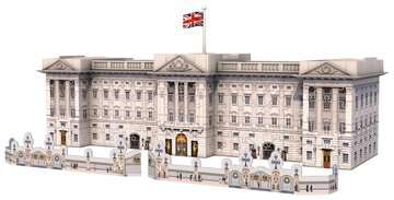 Buckingham Palace 3D Puzzle, 216pc 3D Puzzle®;Buildings 3D Puzzle® - image 2 - Ravensburger