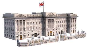 Buckingham Palace 3D Puzzle, 216pc 3D Puzzle®;Buildings 3D Puzzle® - image 3 - Ravensburger